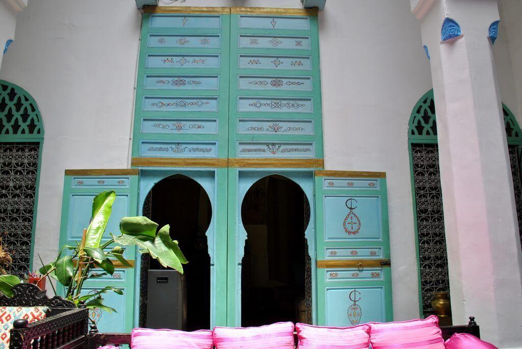 Dónde alojarse en Meknes