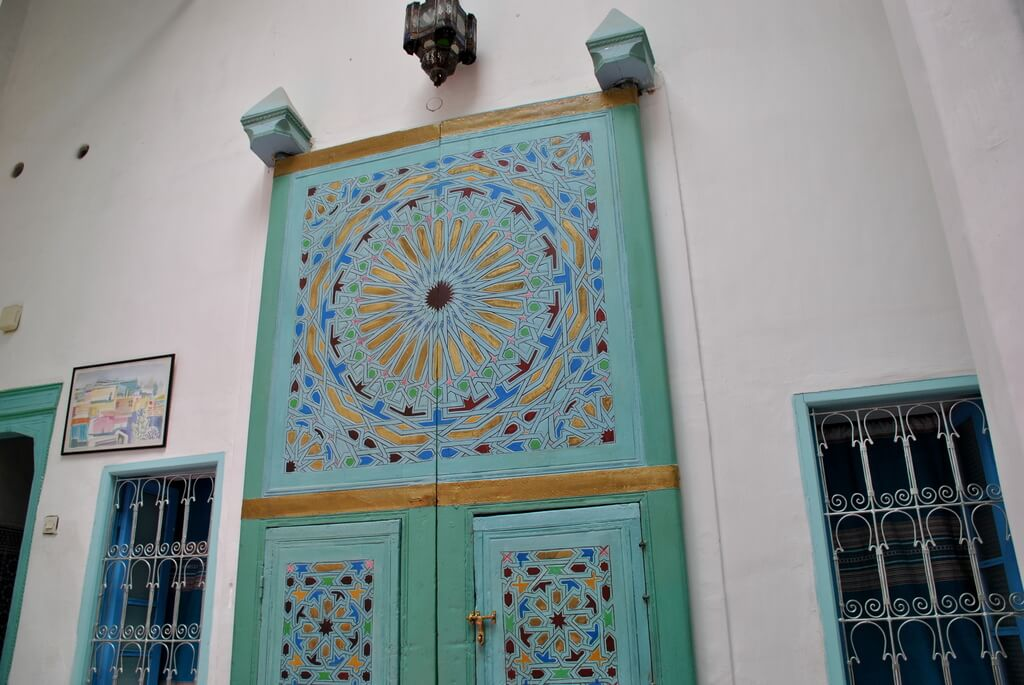 Dónde dormir en Meknes