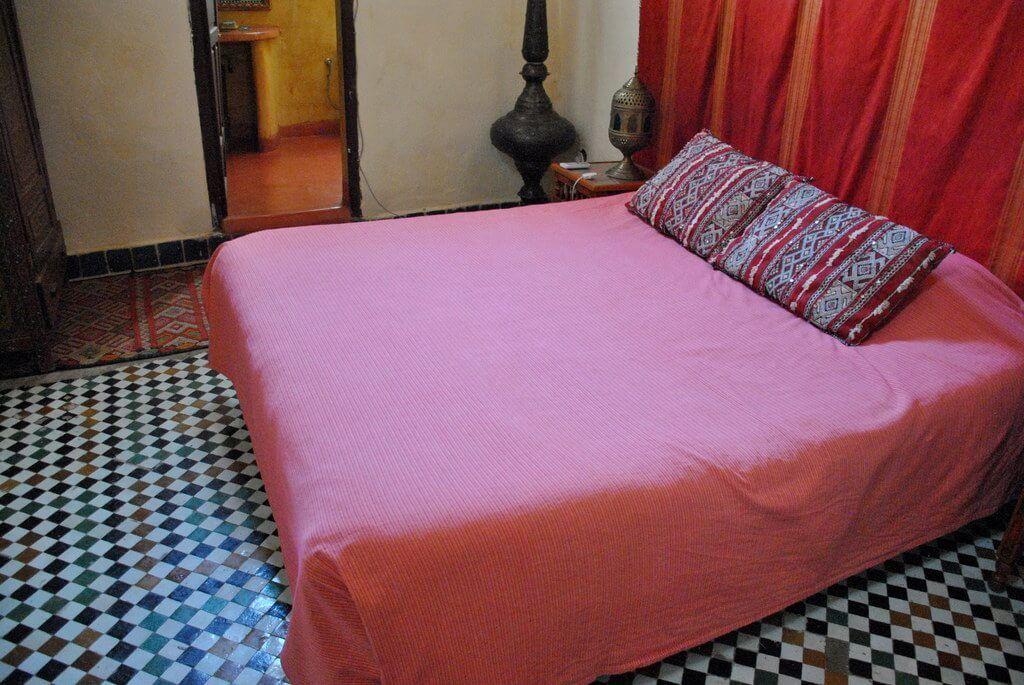Habitación doble Riad Amazigh