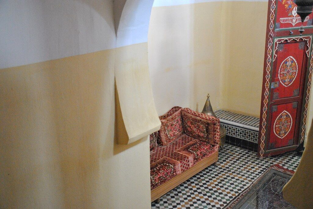 donde alojarse en Meknes