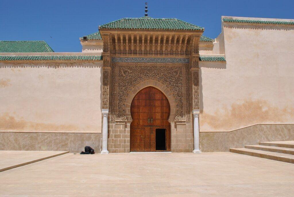 Mausoleo de Mulay Ismail