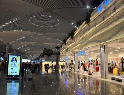Cómo ir del aeropuerto nuevo de Estambul al centro