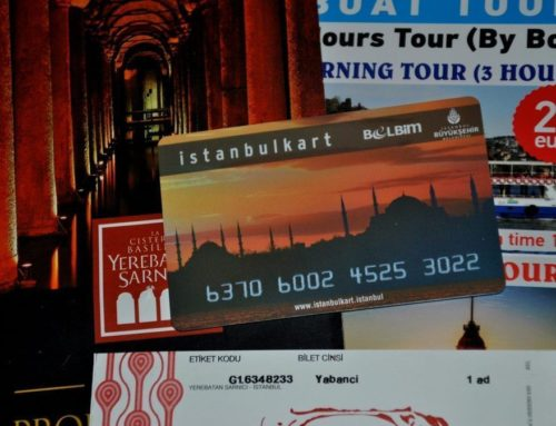 Tarjeta Istanbulkart. Qué es y dónde conseguirla