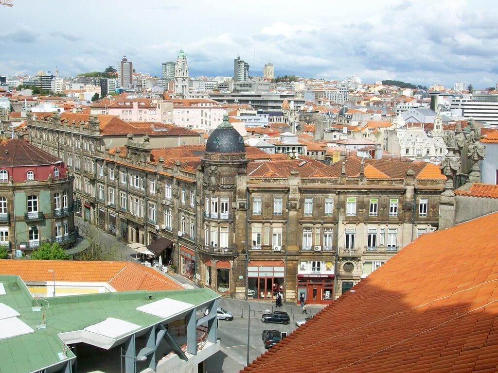 los mejores miradores de Oporto