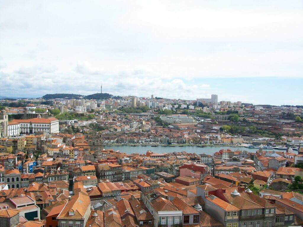 miradores de Oporto
