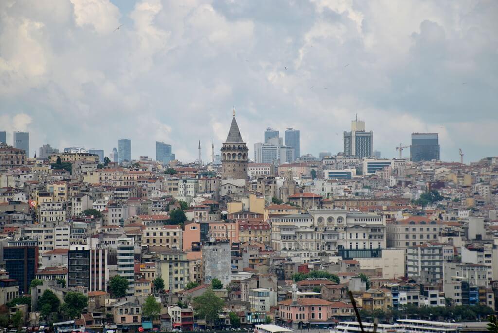 barrio de Galata, Estambul
