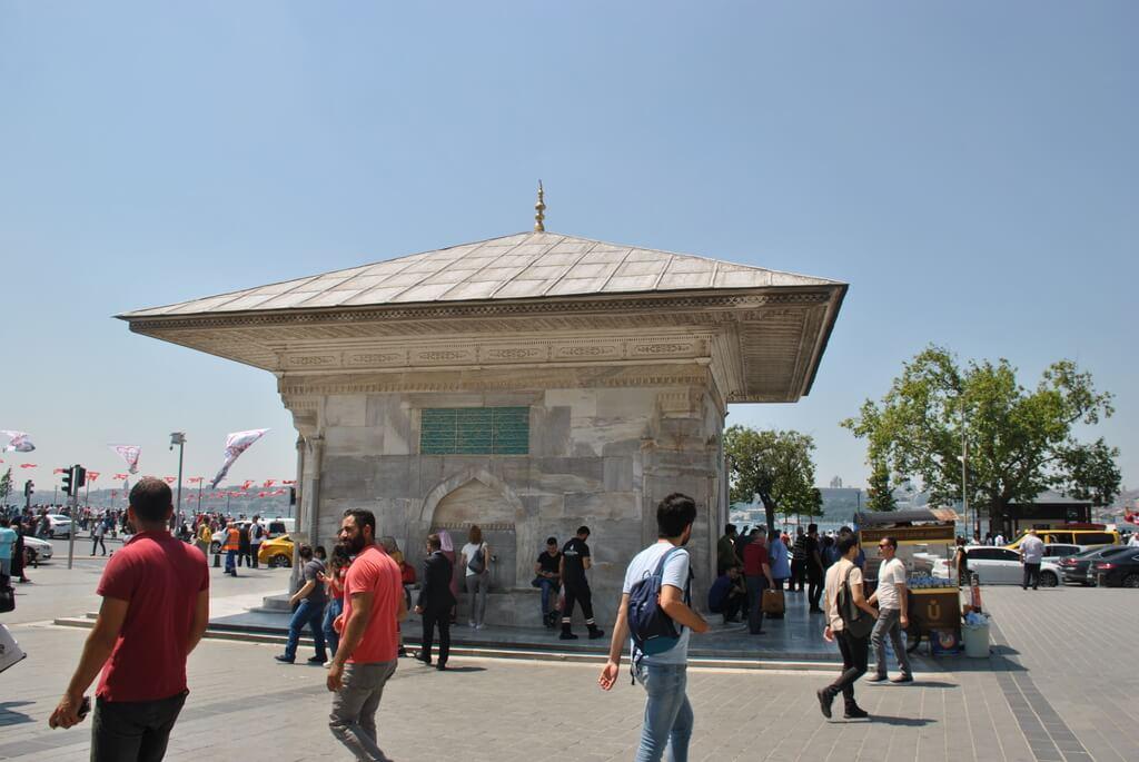 parte asiática de Estambul