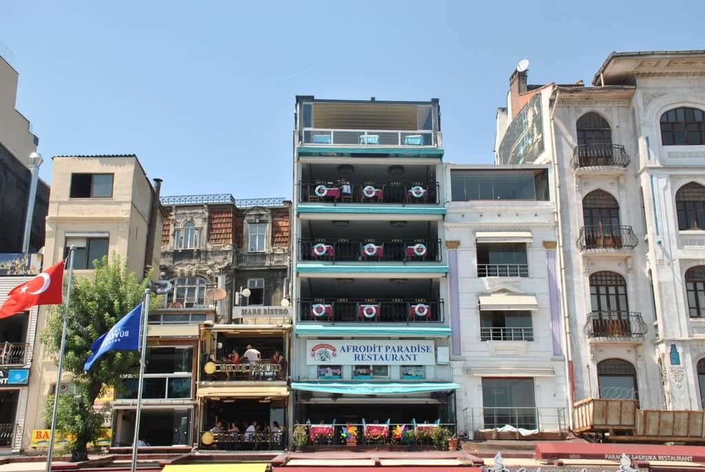 Muelle de Karaköy