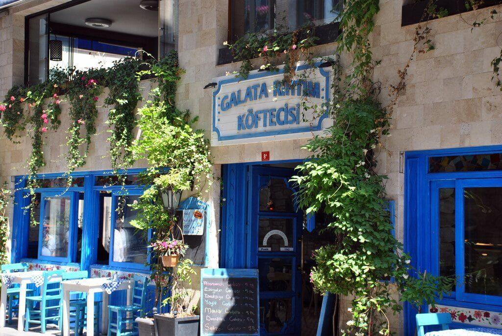 barrio de karaköy