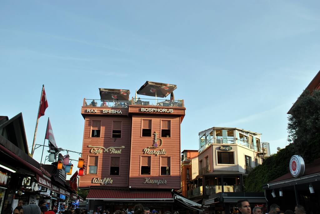 Barrio de Ortaköy