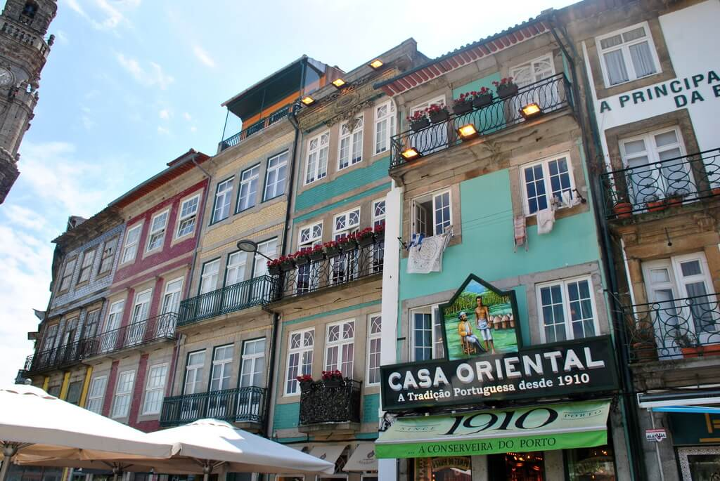 cómo llegar a Oporto desde el aeropuerto