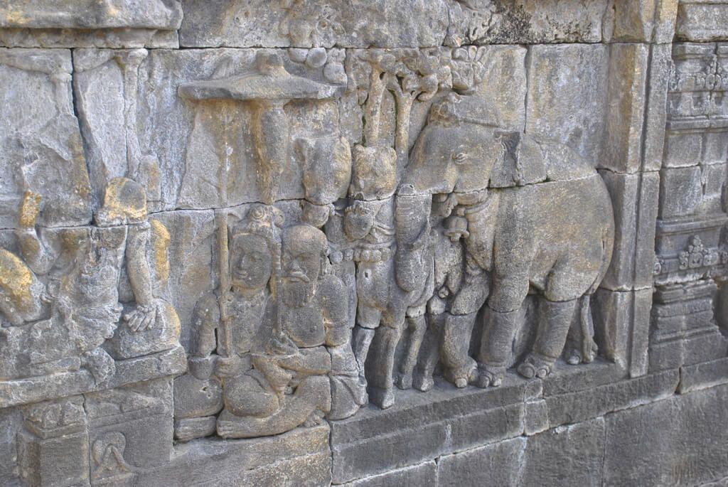 qué ver en Borobudur