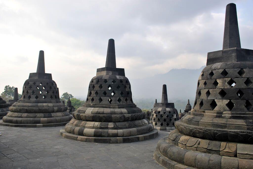 qué visitar en el Templo de Borobudur