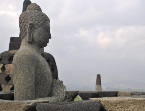 El increíble Templo de Borobudur