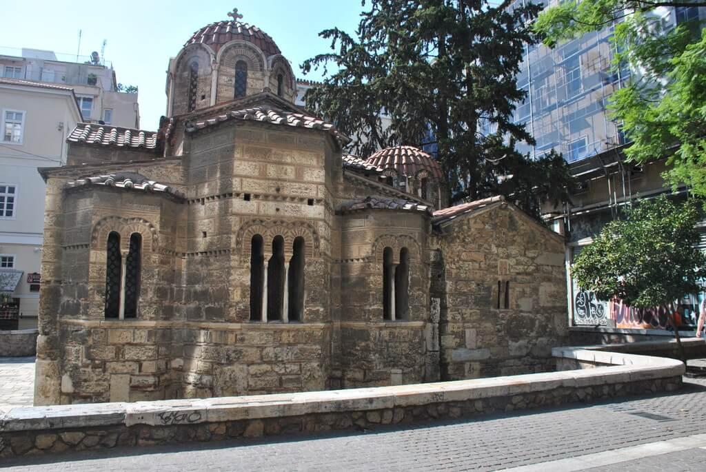 Iglesia Panaghia Kapnikarea