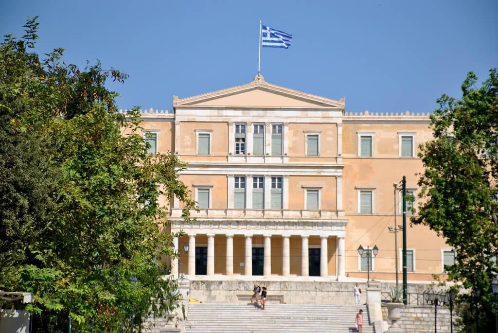 Parlamento, Plaza Sintagma
