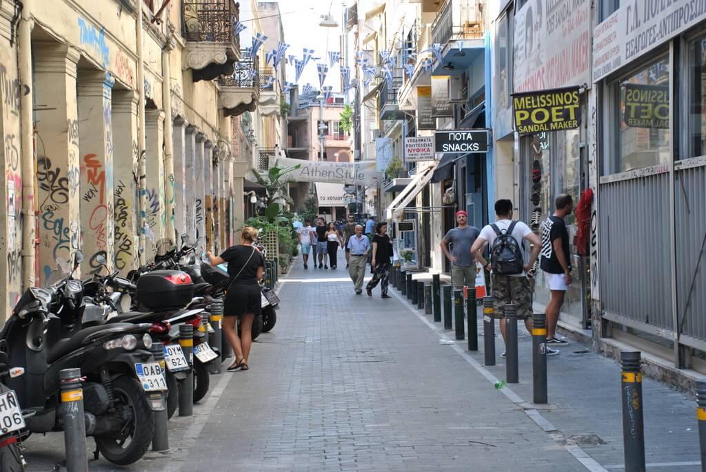 barrio de Psiri