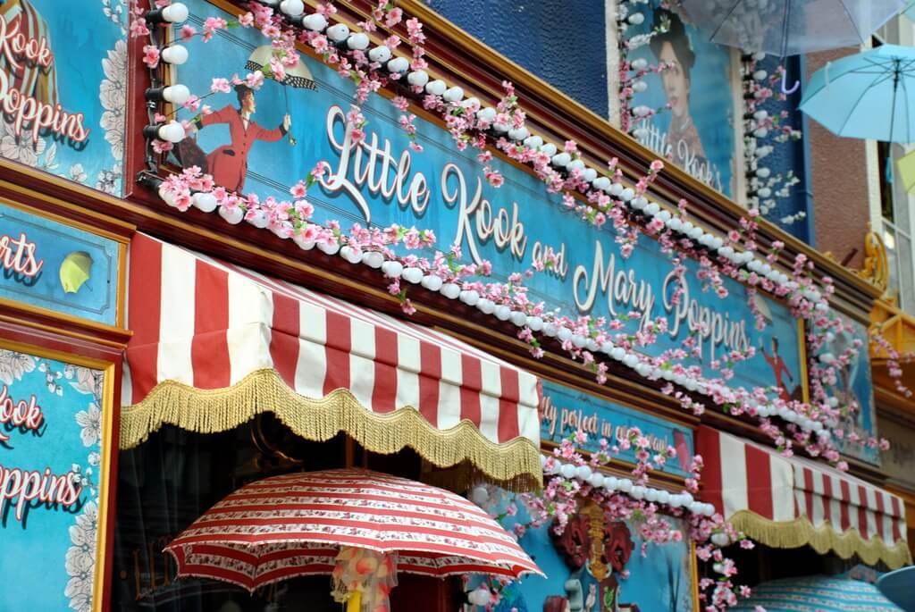 Café Little Kook en Psiri