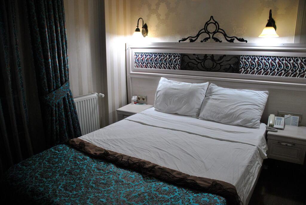 dónde dormir en Estambul
