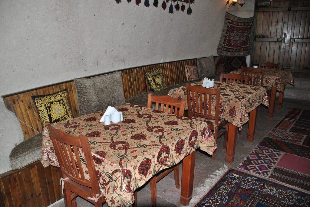 dónde dormir en Capadocia