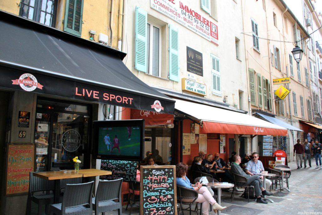 Rue Meynadier, Cannes