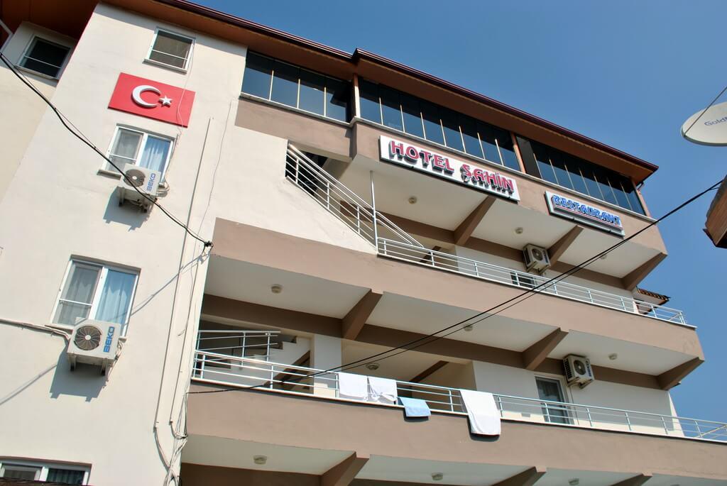 dónde dormir en Turquía