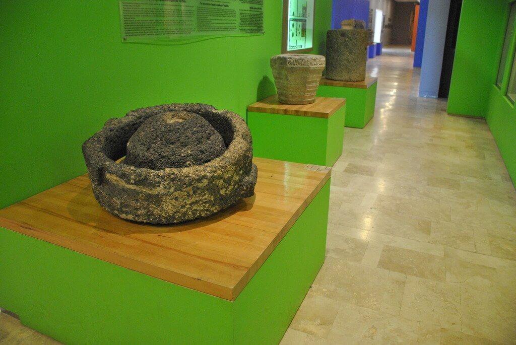 Piedras utilizadas en los molinos de aceite