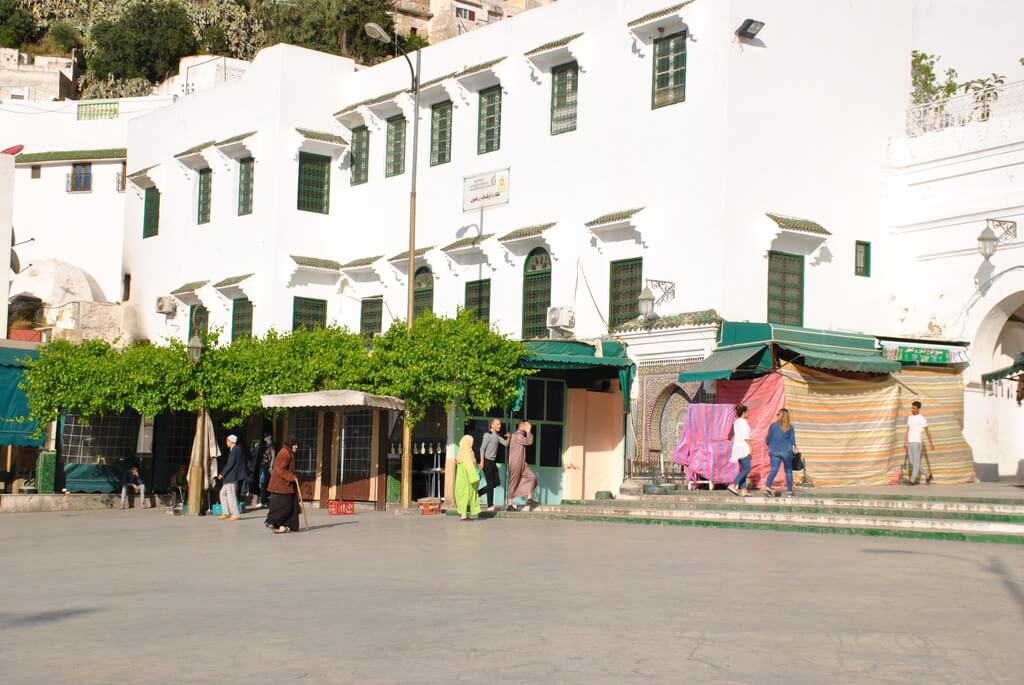 Plaza Mohammed VI