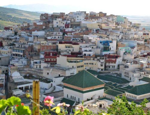 Moulay Idriss. La ciudad santa de Marruecos