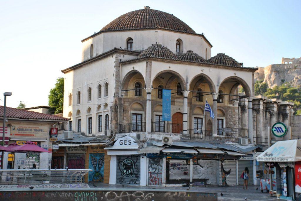Mezquita Tzistarakis.