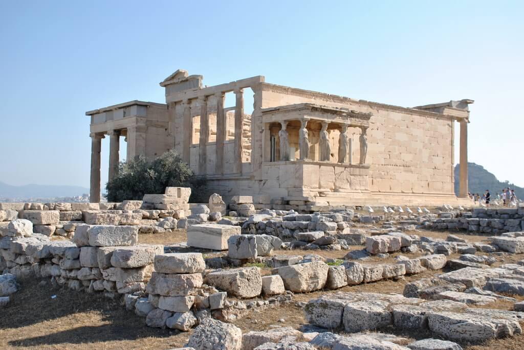 guía para visitar la Acrópolis de Atenas