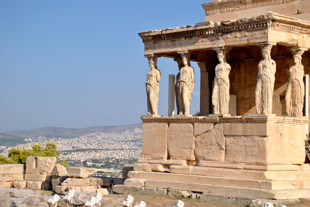 10 lugares que ver en Atenas