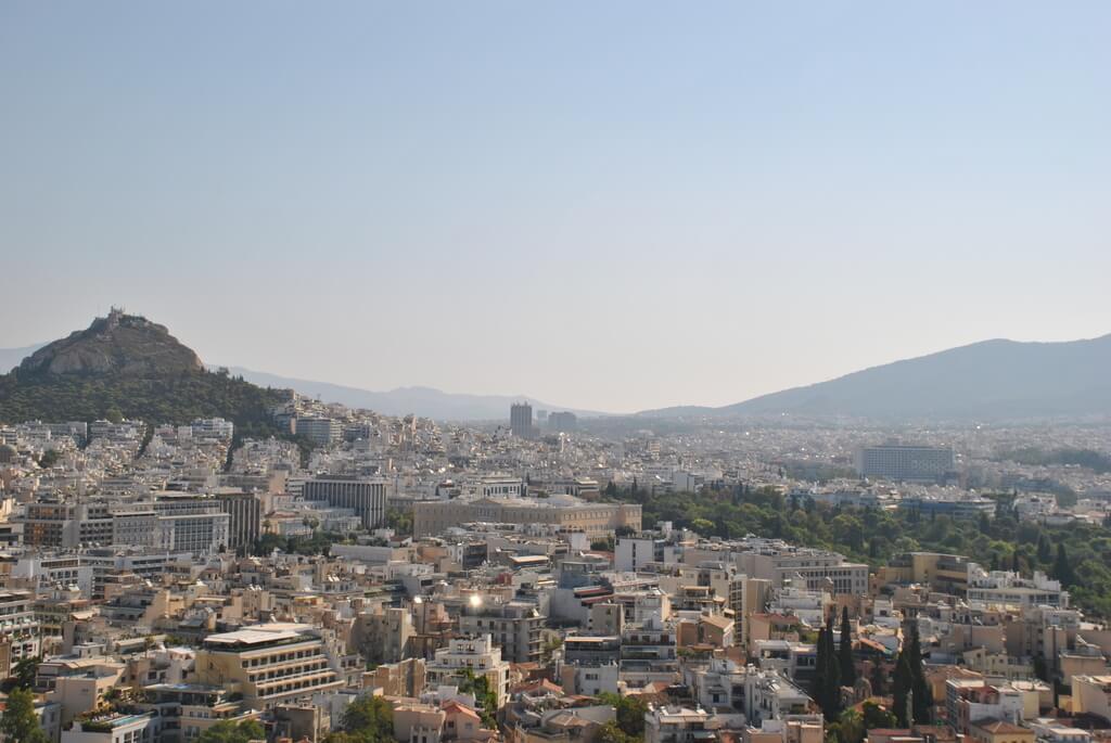 Monte Licabeto Atenas