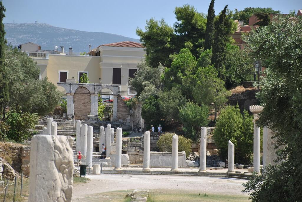 Ágora romana de Atenas