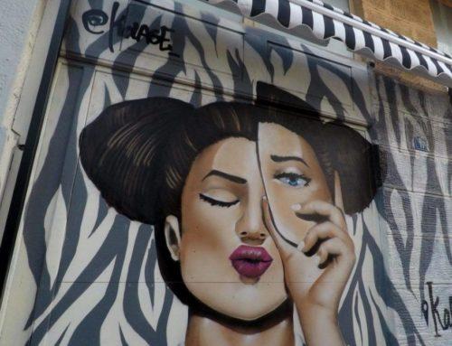 Psiri, el barrio de moda en Atenas