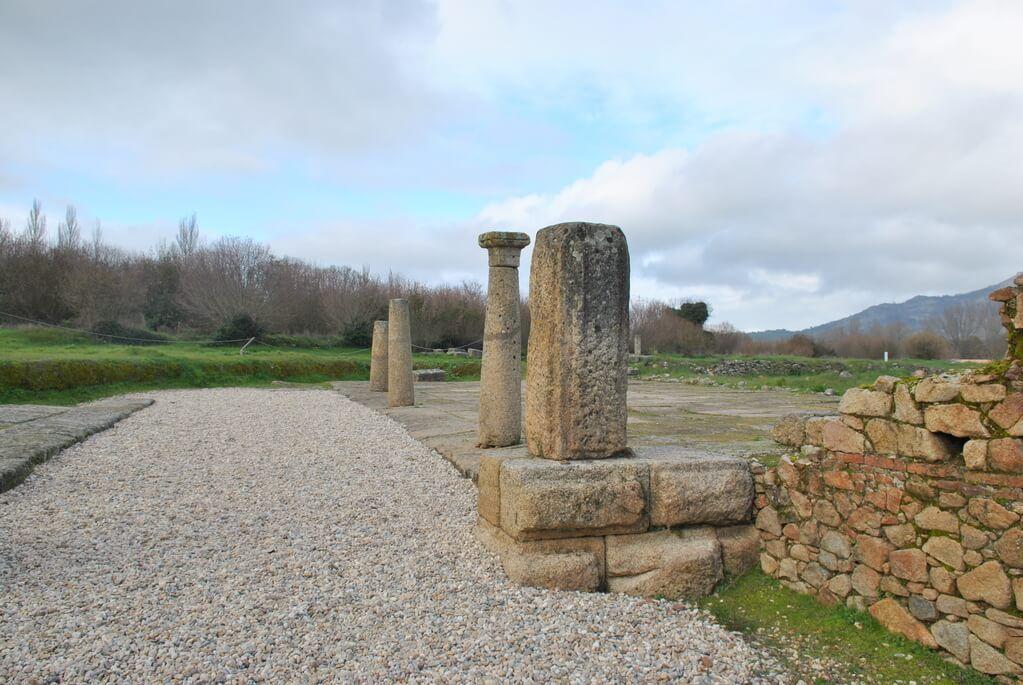 ruinas de Ammaia