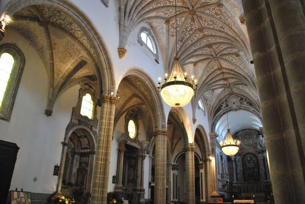 Interior de la Catedral de Elvas