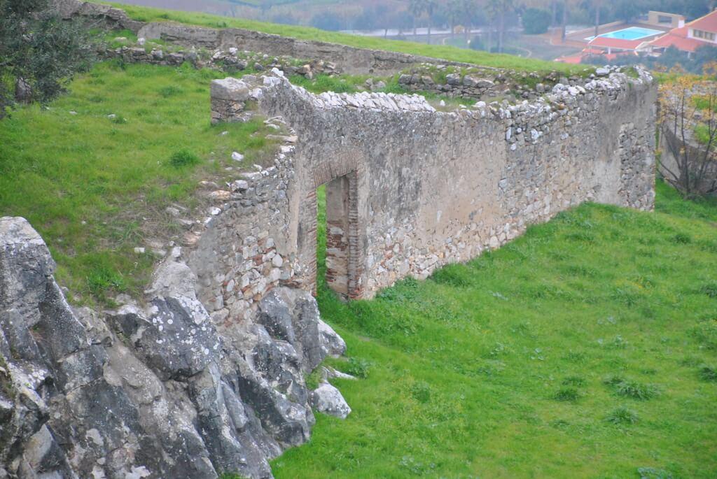 Murallas del Castillo de Elvas