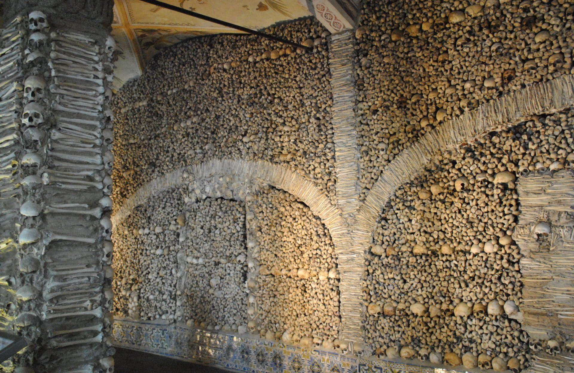 Interior Capilla de los Huesos