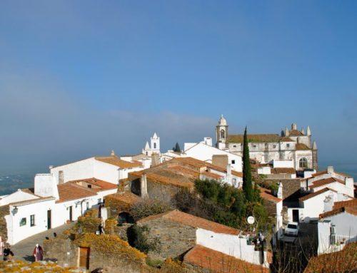 Monsaraz. El pueblo más bonito del Alentejo