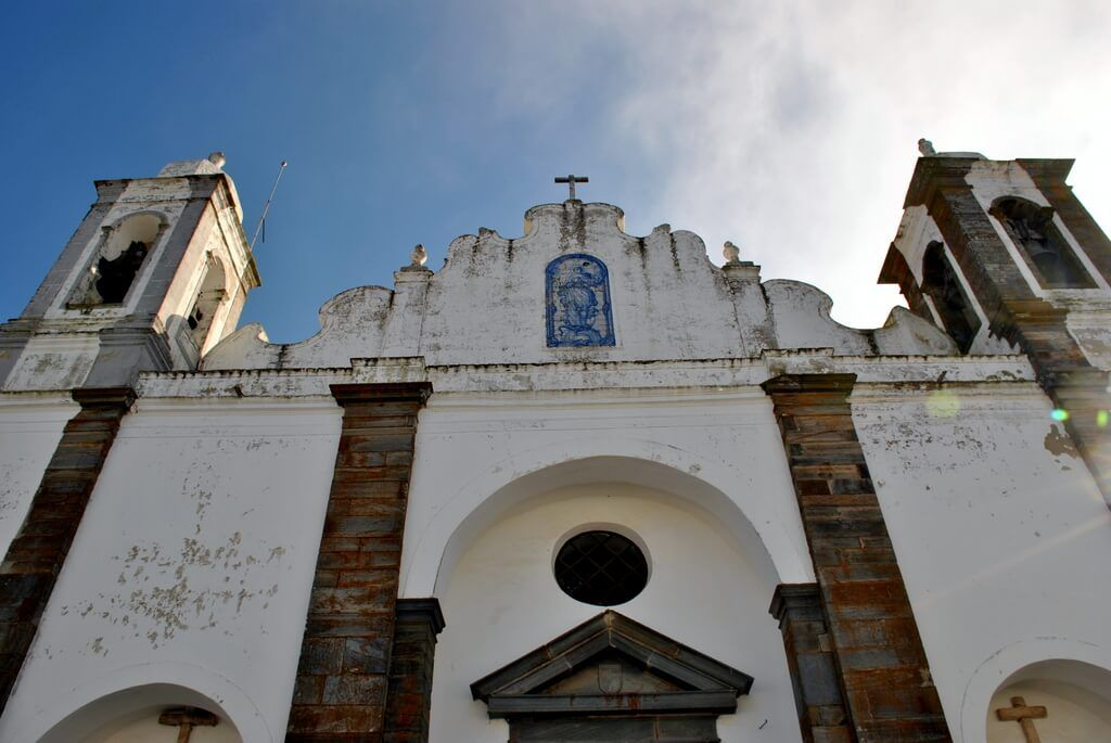 Iglesia Matriz de Monsaraz