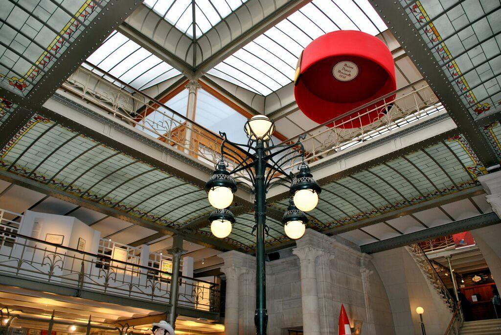 museo del Cómic, Bruselas
