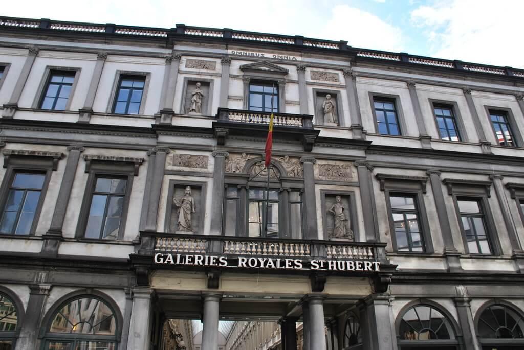 Galerías Saint-Hubert