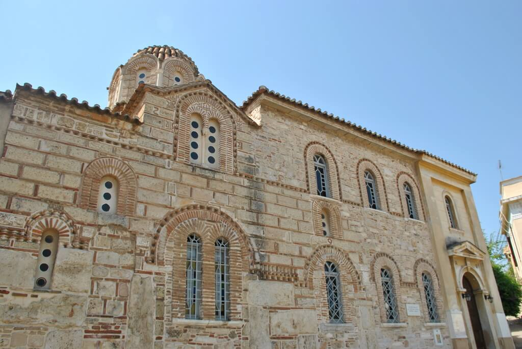 Iglesia bizantina Saint Nicholas Rangavas