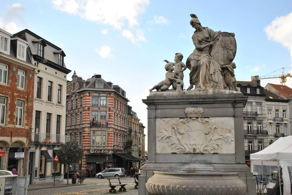 Place du Sablon, Bruselas