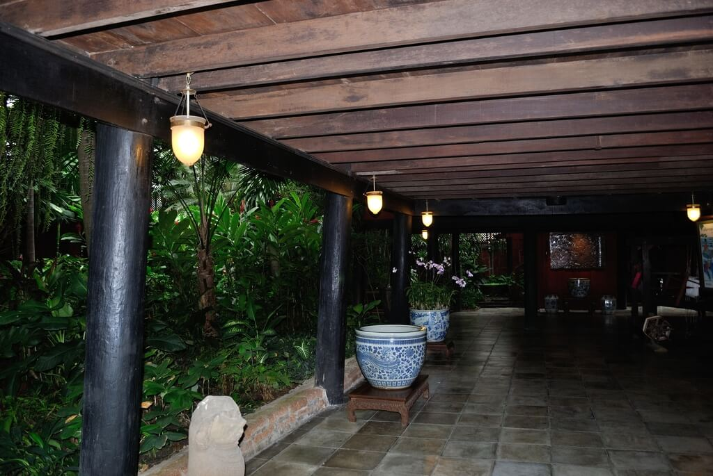 Interior Casa Jim Thompson