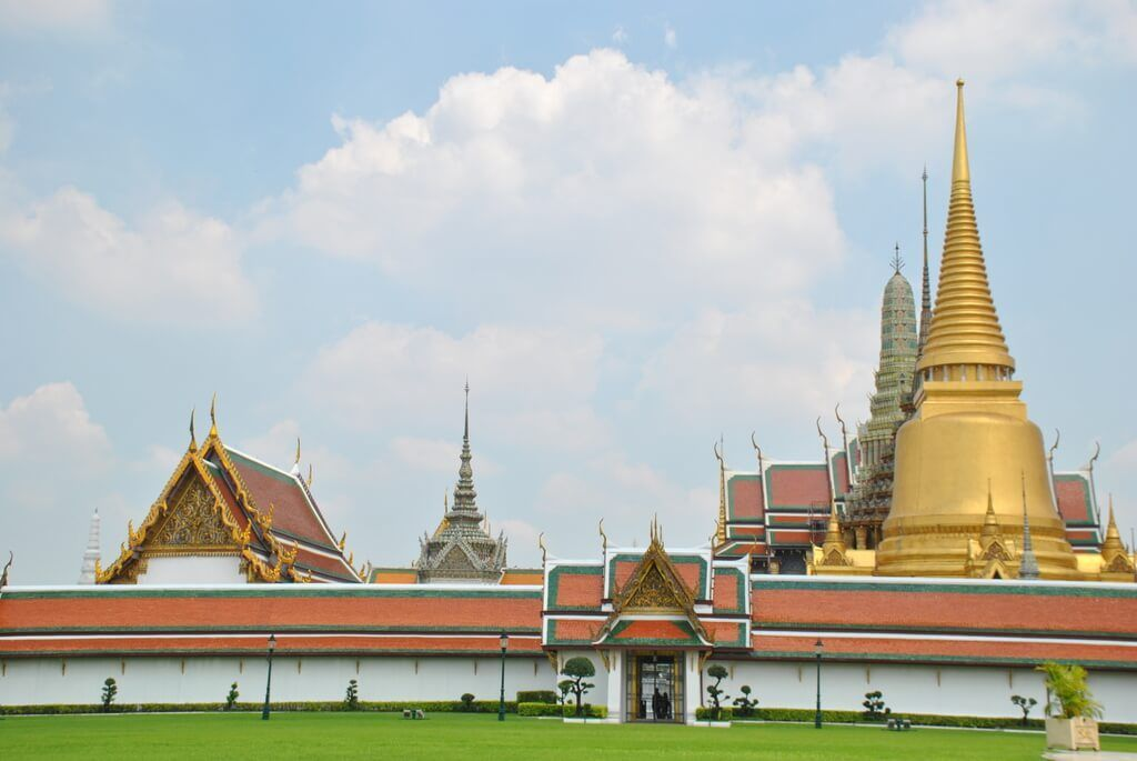 10 lugares que ver en Bangkok