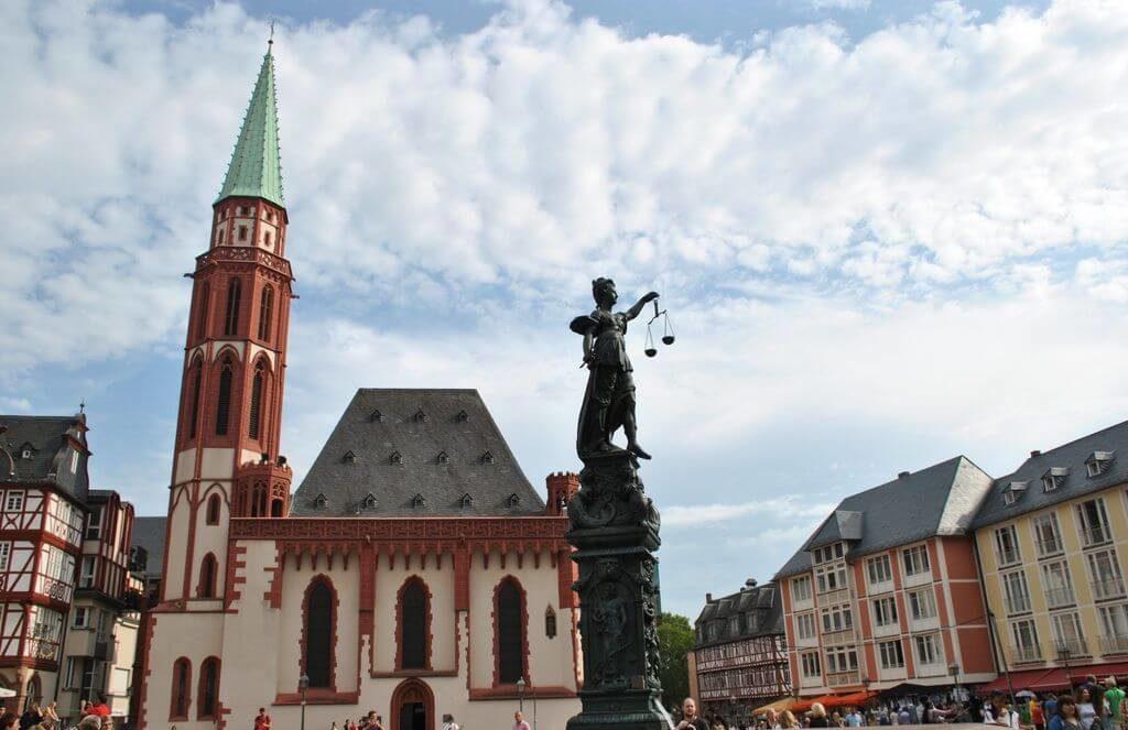 qué ver en Frankfurt en un día