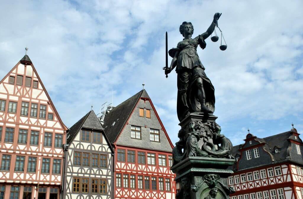 plaza römeberg, Frankfurt