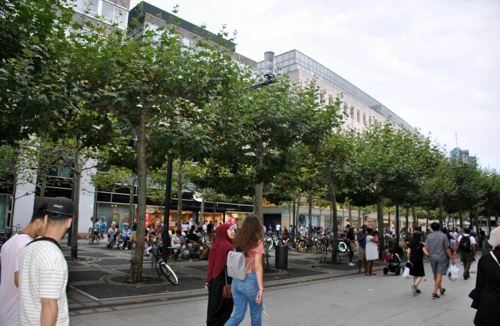 calle zeil Frankfurt